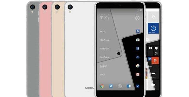 Nokia C1 akan Hadir dalam Dua Versi, Android dan Windows