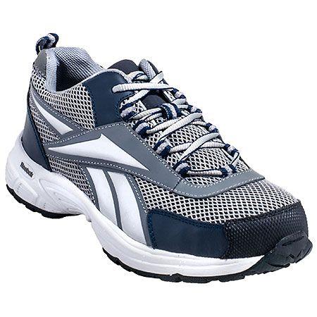 Reebok Men's RB4805 Kenoy ESD Athletic Cross Trainer Steel Toe Shoes