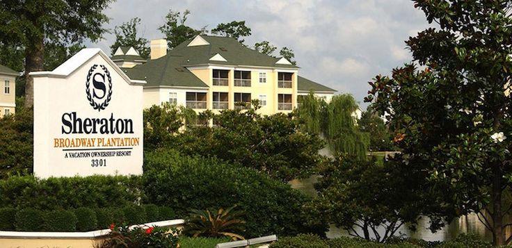 Sheraton Broadway Plantation | National Resorts | Myrtle Beach, South Carolina
