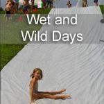 Wet and Wild Days rainy day fun