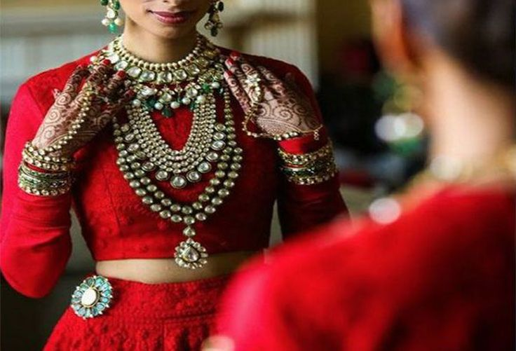 Best Bridal Jewellery Trends.  #Bridal #Jewellery #BestBridalJewellery