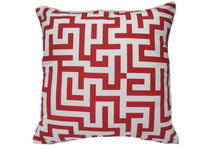 Love RED  Mezzanine Cushion | Super A-Mar t #superamartpin2win