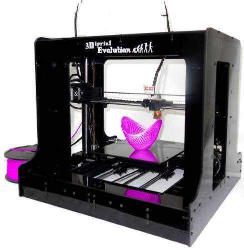 Impresora 3d Pantografo Usb Fresadora Area 200x200x200 Cnc - $ 15.999,00