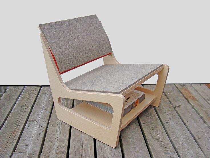 Parkdale Chair « Fishtnk Design Factory