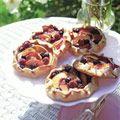 Jeweled Fruit Galettes