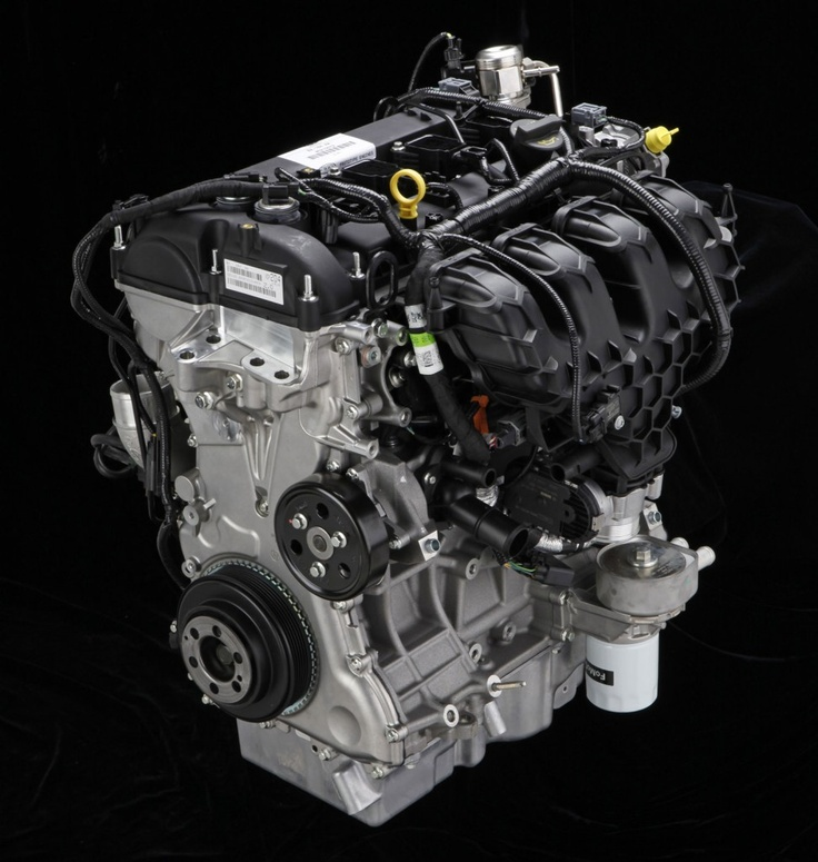 Ford's 2.0-Liter EcoBoost Engine Wins Second Consecutive Ward's 10 Best Engines Trophy; GT500 Engine Also Honored