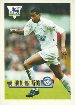 1996-97 Merlin's Premier League #24 Carlton Palmer Front