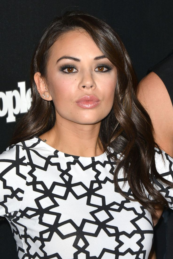 Janel Parrish appear at People's 'Ones to Watch' Event  - http://celebs-life.com/?p=45856