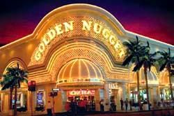 The Golden Nugget....has been remodel. Rooms updated. Love the shark tank pool. Prices are very competitive. :)