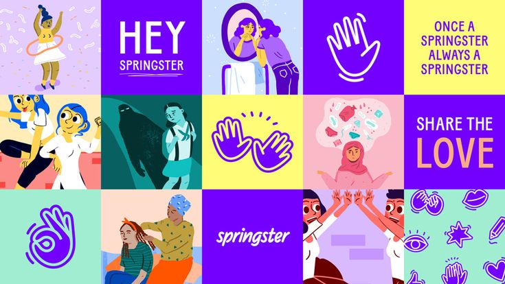 New Name, Logo, and Identity for Springster by DesignStudio