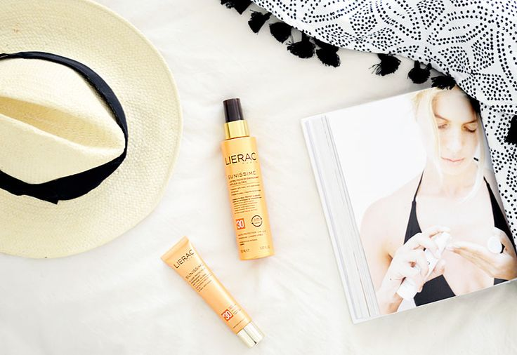 The Suncare Update | Lierac Sunissime | Shakespeare & Sparkle