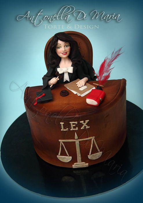 25+ best ideas about Lawyer cake on Pinterest