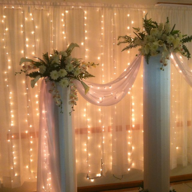 50th Wedding Anniversary Decor By Facebook Designsbydazey