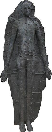 Mimmo Paladino – Il visconte dimezzato, 1998  | Guggenheim