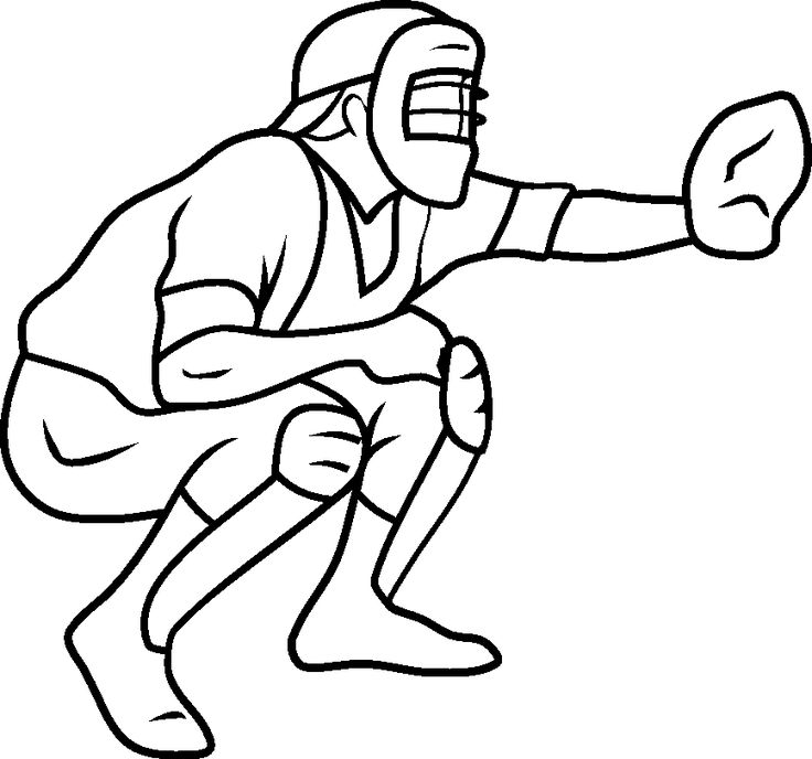 45 best Sports Coloring Pages images on Pinterest | Coloring sheets ...