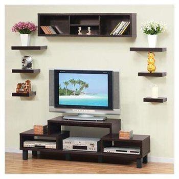 Awesome floating shelves