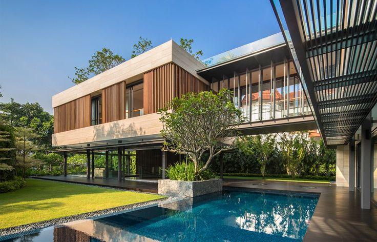 A Secret Garden House For Tropical Living | Habitus Living