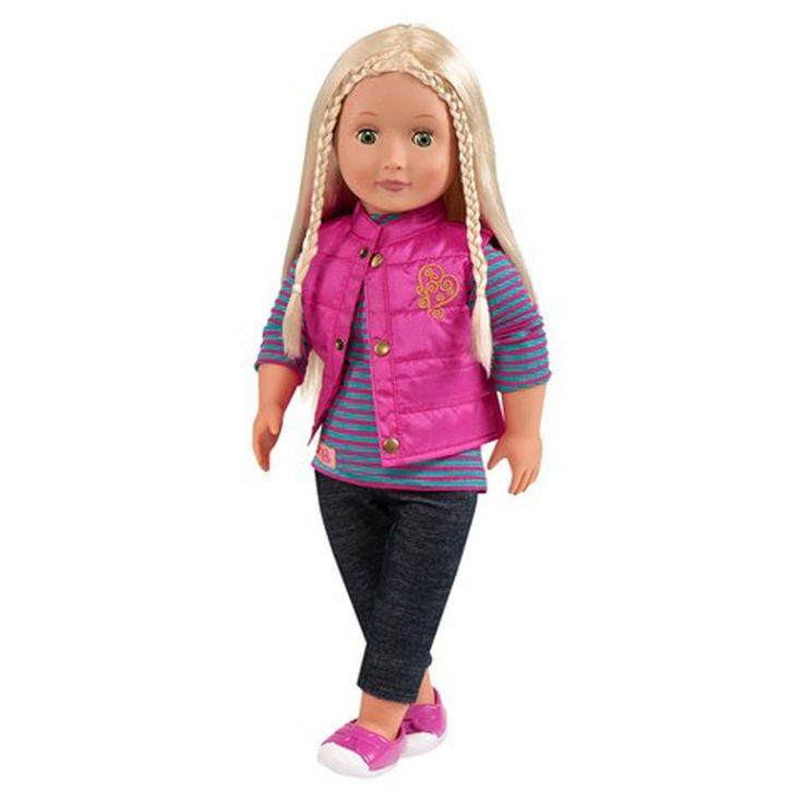 Is your Our Generation doll feeling chilly? This Our Generation clothes set will keep dolls warm and looking pretty.