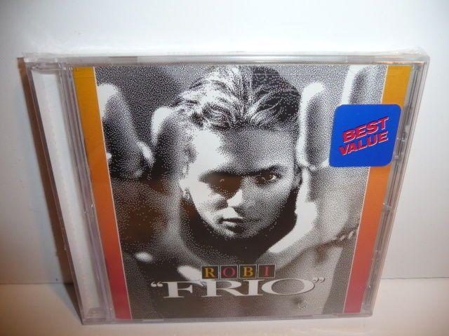 Frio by Robi Rosa (CD, Mar-1994, Sony Music Distribution (USA) New Sealed #RockenEspaol