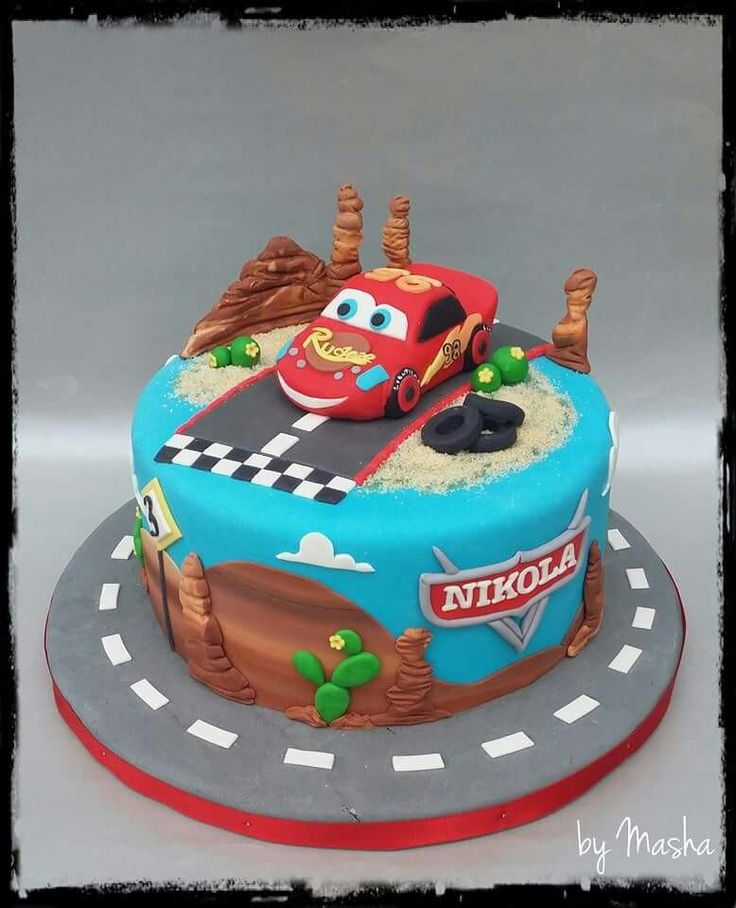 Torte Cake Design Di Cars : 1000+ images about Disney s Cars Cakes su Pinterest ...