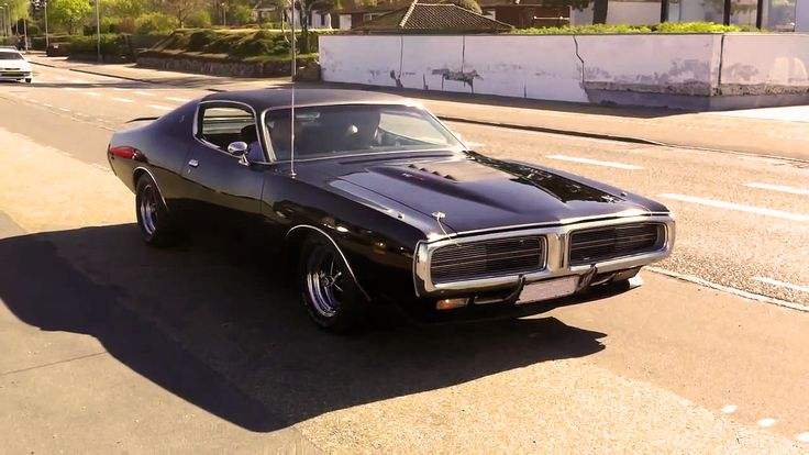 One and Only 1971 Dodge Charger R/T 616 HEMI – The Danish Movie Star