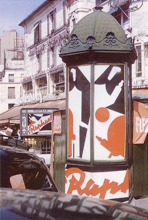 Atelier Loupot, Saint Raphaël (1947-1958) — signes