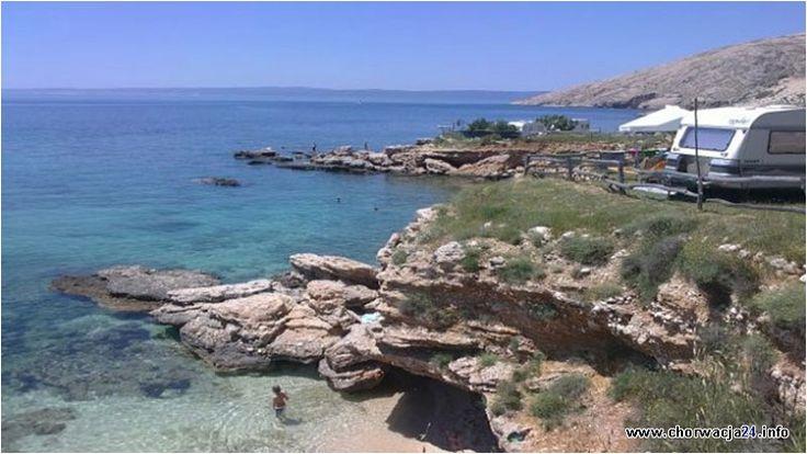 Camping Škrila na wyspie Krk to idealne miejsce by w kameralny sposób po obcować z naturą. #kvarner #krk #baska #chorwacja