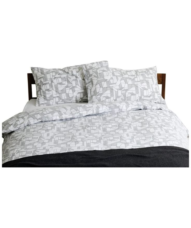 Habitat Mineral Double Bed Linen Set Grey At Argos Co Uk