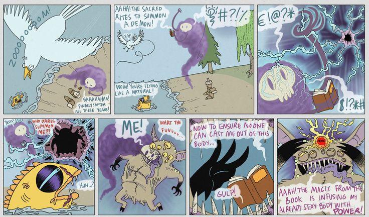 Ten Deadly Tasks Page 43 - Ten Deadly Tasks
