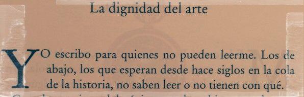 El libro de los abrazos (1989). Fragmento.