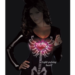 P88951 XS - New Age, Spiritual Gifts, Yoga, Wicca, Gothic, Reiki, Celtic, Crystal, Tarot at Pyramid Collection: Dance Skeletons, Pyramid Collection, Skeletons Divas, Spiritual Gifts, Skeletons Pantsuit, Skeletons Costumes, New Age, P88951 Xs, Tops Hats