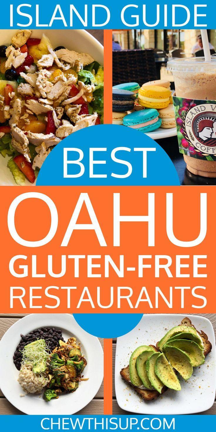 Gluten Free Oahu Restaurant Options Chew This Up Gluten Free Restaurant Menus Gluten Free Restaurants Gluten Free Travel