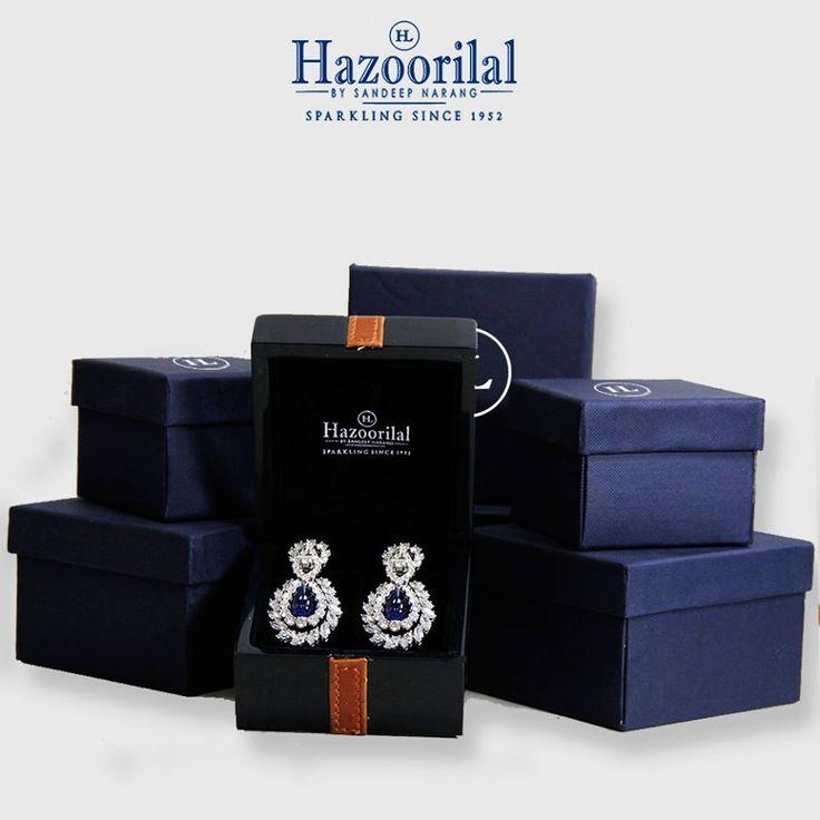 A treasure chest of captivating baubles. #HazoorilalBySandeepNarang #Boxes #Branding #GiftsOfLove #JewelleryAddict #FineJewelry #Diamonds #Sapphires #HLBYSN #Hazoorilal