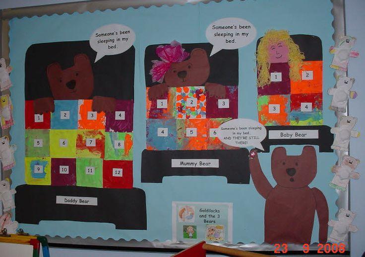 Goldilocks Classroom Display Photo Photo Gallery