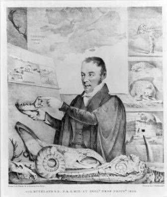 William Buckland, first president of The Geological Society and associate of Mary Anning.