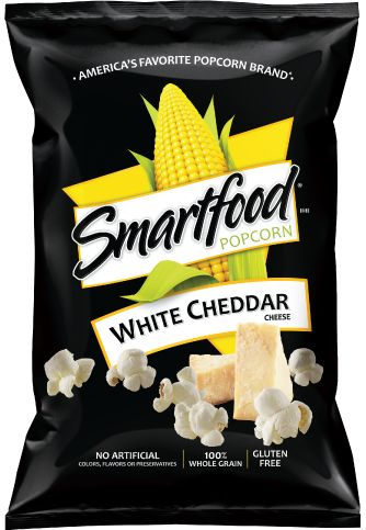 SMARTFOOD® White Cheddar Cheese Flavored Popcorn