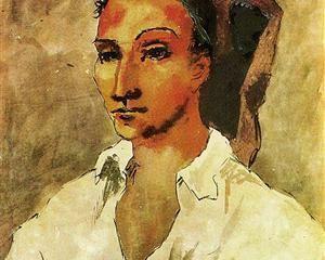 Spaniard - Pablo Picasso