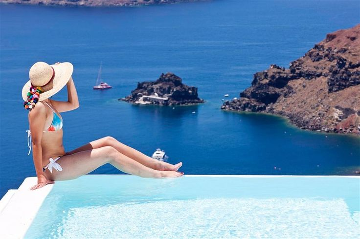 Canaves Oia Suites - Outstanding 4.5 out of 5.0   Located in Santorini (Oia), Canaves Oia Suites is convenient to Naval Museum and Oia Castle. This 5-star hotel is within close proximity of Baxedes Beach and Cape Columbo Beach.  Check Photos & Booking Options here: http://www.lowestroomrates.com/avail/hotels/Greece/Santorini/Canaves-Oia-Suites.html?m=p #Santorini