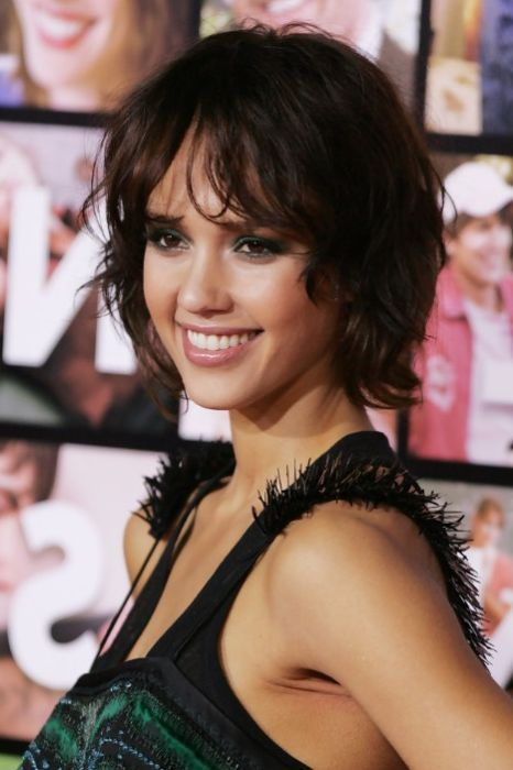 Short Haircuts With Bangs For Curly Hair Beauty