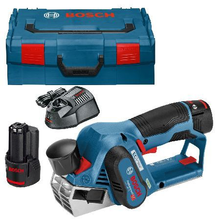 #Bosch Professional Bosch GHO 12 V-20 12v Cordless Brushless Planer #The first cordless planer to be released on the Bosch Professional 12v platform, the GHO 12V-20 is a compact tool which is ideal for use in tight spaces and for quick and easy planing jobs around the workshop or on site. It is equipped with a brushle... (Barcode EAN=3165140866613)