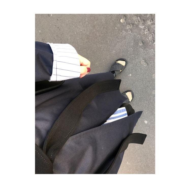 trench : Marni shoes: Marni