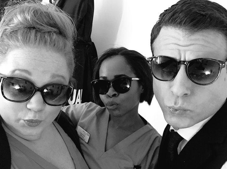 Amanda, Azuka & Jason   Twitter
