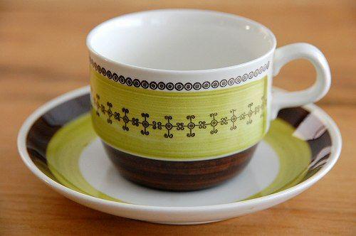 RORSTRAND/ロールストランド/MILANO/ミラノ/コーヒーカップ&ソーサー - 北欧雑貨と北欧食器の通販サイト| 北欧、暮らしの道具店