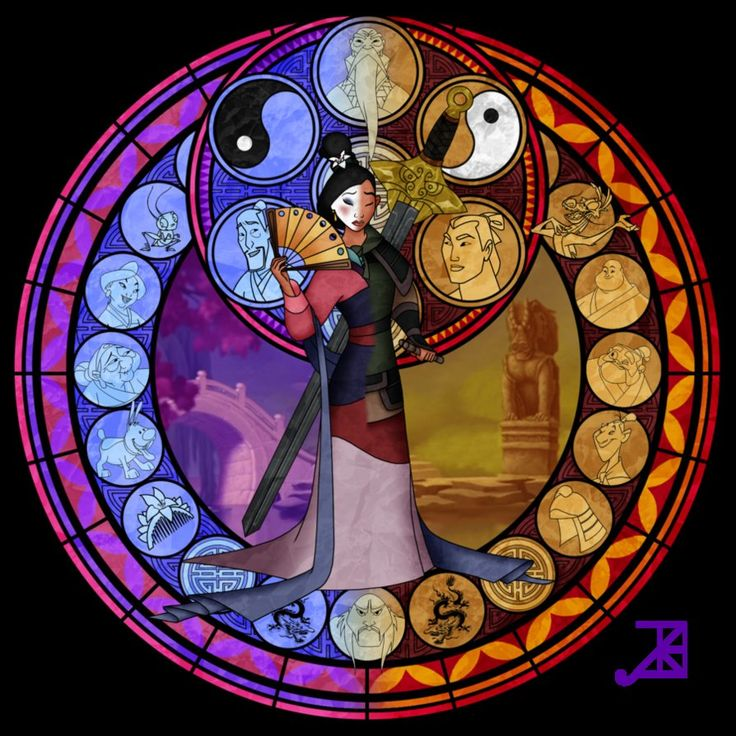 disney stained glass | The Women Of Disney In Faux Stained Glass | The Mary Sue