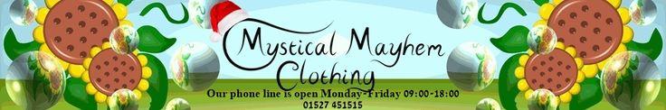 Hippy Clothing UK, Hippie Clothing
