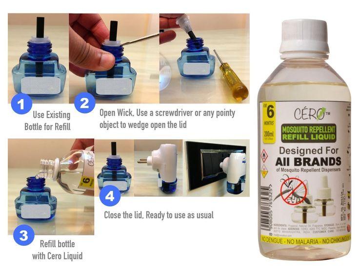 mosquito repellent machine