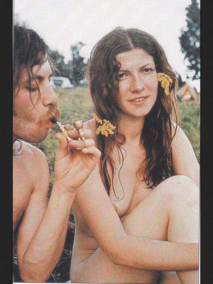 Hippy sex