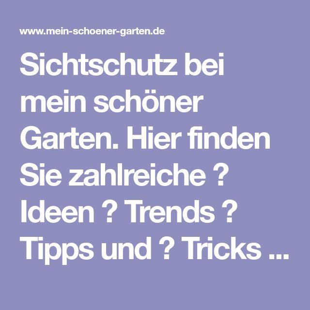 1270 besten Gartentipps Bilder auf Pinterest | Ein schweizer garten ...