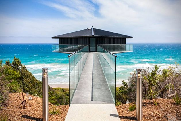 The Pole House In Fairhaven, Australia - HiConsumption
