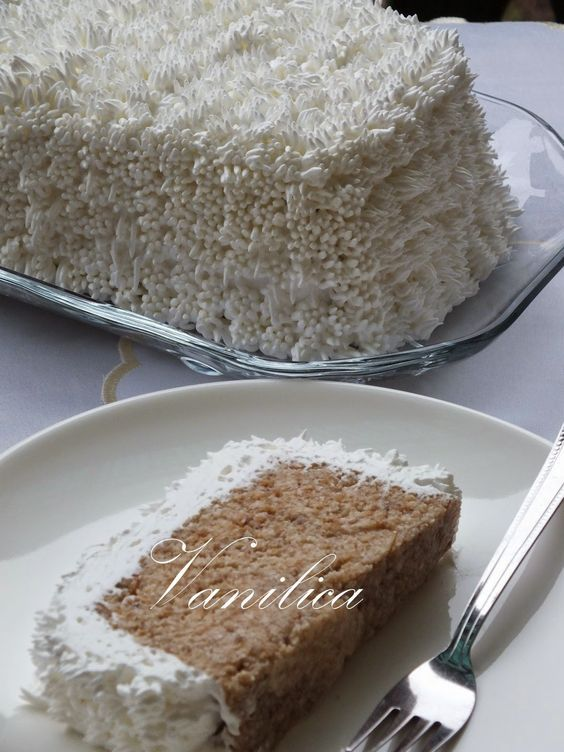 Vanilica: ~ Torta od banana i keksa ~